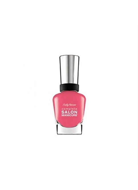 Sally Hansen Complete Salon Manicure Oje - Temptation 14.7ml Pembe